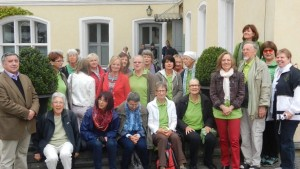 2014.  Mitarbeidende und Mitglieder des Fördervereins des Christlich ambulanten Hospiz an der Nahe