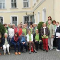 Mitarbeitende des christlich ambulanten Hospiz 'on tour'